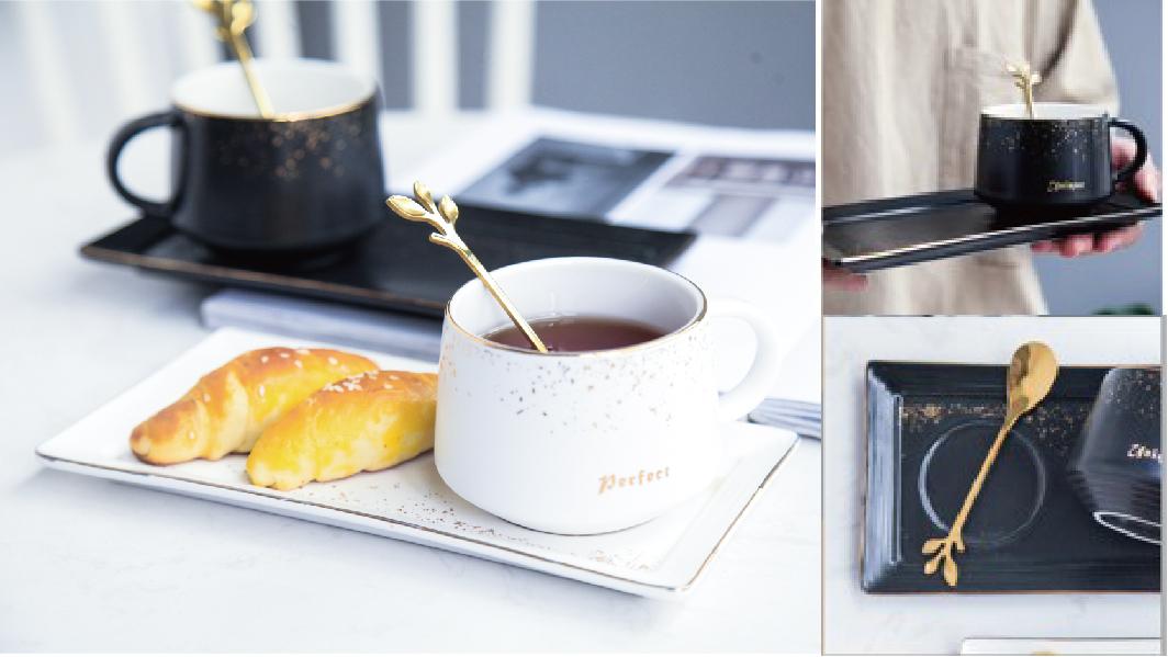 PB-K002 咖啡點心杯碟組